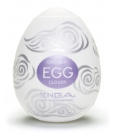 Массажер TENGA EGG CLOUDY