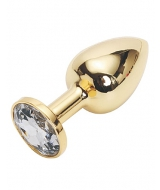 Втулка-украшение GOLD PLUG SMALL