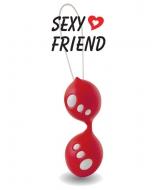 Вагинальные шарики SEXY FRIEND