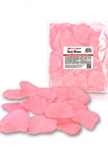 Нежно-розовые лепестки роз BED OF ROSES