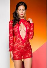 Платье и трусики RAYEN RED