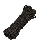 Черная веревка для связывания